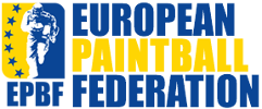 European Paintball Federation: Login